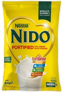 Nido Powder Milk Pouch 900 g