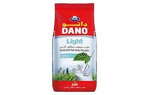 Dano Powder Light Milk Pouch 400 g
