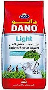 Dano Powder Light Milk Pouch 400 g