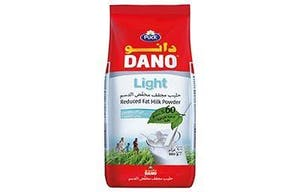 Dano Powder Light Milk Pouch 900 g