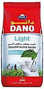Dano Powder Light Milk Pouch 900 g
