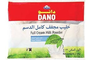 Dano Full Cream Milk Powder 22 g