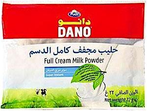Dano Full Cream Milk Powder 22 g