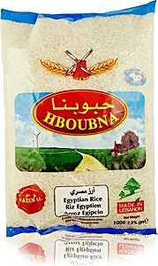 Hboubna Egyptian Rice 1000 g