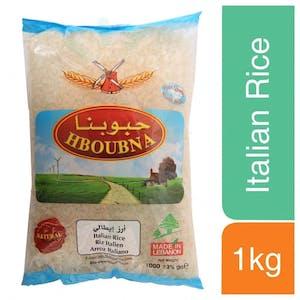 Hboubna Italian Rice 1000 g