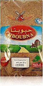 Hboubna Brown Fine Burghol 1000 g