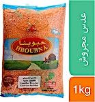 Hboubna Split Lentils 1000 g