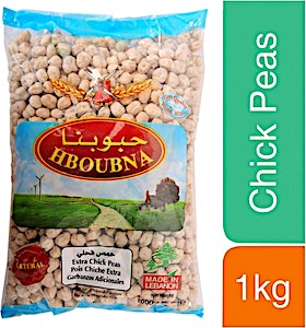 Hboubna Exrta Chick Peas 1000 g