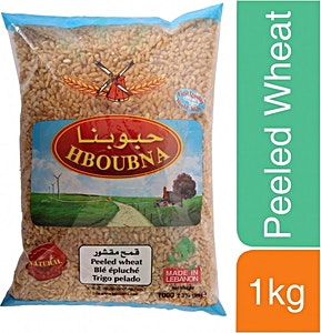 Hboubna Peeled Wheat 1000 g
