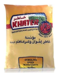 Khater Semolina 1 kg