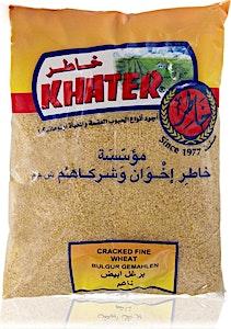 Khater Bulgur White Fine 1 kg