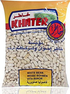 Khater White Bean 1 kg