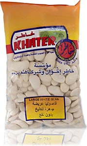 Khater Large White Bean 500 g