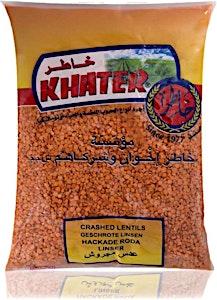 Khater Split Lentils 1 kg