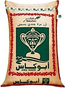 Abu Kass Basmati Rice 2 kg