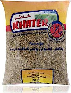 Khater Frik Roasted Green Wheat 1 kg