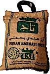 Taj Indian Basmati Rice Green 1.45 kg