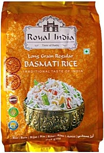 Royal India Long Grain Regular 750 g