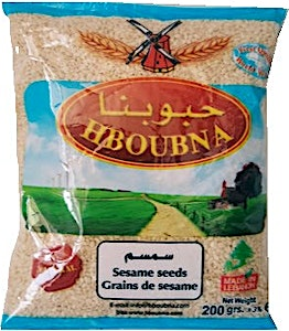 Hboubna Roasted Sesame 200 g