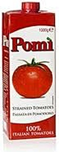 Pomi Strained Tomatoes 1000 g