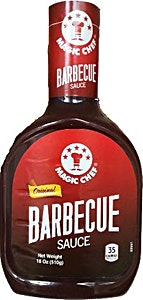 Magic Chef Original Barbecue Sauce 510 g