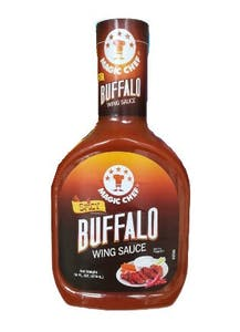 Magic Chef Spicy Buffalo Wing Sauce 473 g