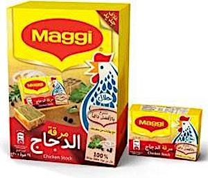 Maggi Chicken Stock Cube 24 x 20 g
