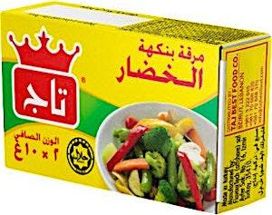Taj Vegetable Flavour Stock 20 g