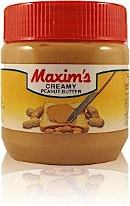 Maxim's Creamy Peanut Butter 340 g