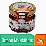 Jabal El Sheikh October Mountainous 25 g