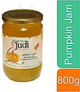 Judi Pumpkin Jam 800 g