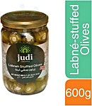 Judi Labné-stuffed Olives 600 g