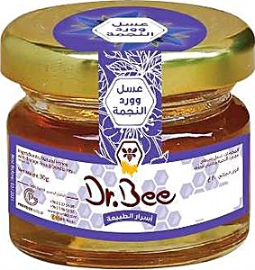 Dr Bee Honey With Star Rose 30 g