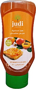 Judi Mashed Apricot Jam For Sandwich 600 g
