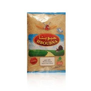 Hboubna Brown Sugar 0.5 kg