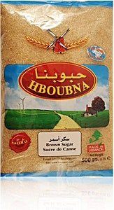 Hboubna Brown Sugar 0.5 kg