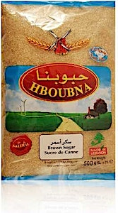 Hboubna Brown Sugar 1000 g