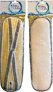 White Lifa Gant + Towel 1's