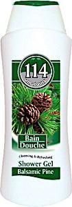114 Shower Gel Green Balsamic Pine 750 ml