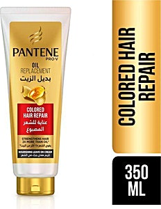 Pantene Oil Replacement Colored Hair Repair 350 ml - Save 10%