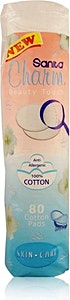 Sanita Charm Cotton Pads 80's