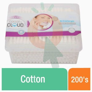 Lady Care Cotton & Cloud 200 Buds