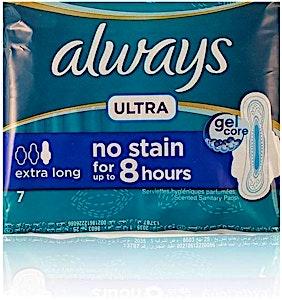 Always Ultra Exrta Long 7's