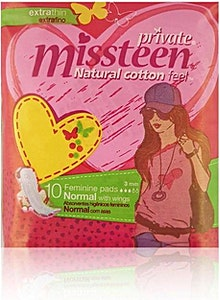 Private Extra Thin Miss Teen 10's
