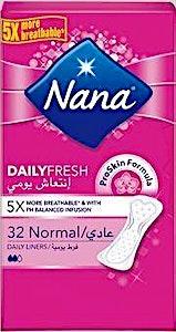 Nana Daily Fresh Normal  32's