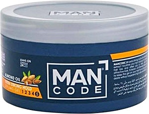 ManCode Hair Gel With Almond Oil Extract 220 ml