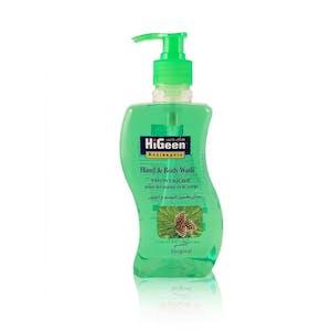 Higeen Hand & Body Wash Original 500 ml