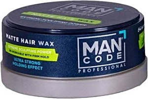 ManCode Professional Matte Hair Wax 150 ml