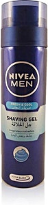 Nivea Shaving Gel Fresh & Cool 200 ml