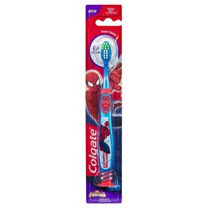 Colgate Spiderman Toothbrush 5+